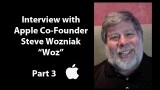 Interview with Woz Part 3