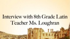 Interview with Ms. Loughran