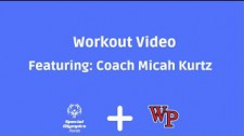 Workout With Coach Micah Kurtz