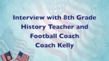 Interview with Coach Kelly