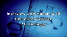 Interview with Ms. Bollinger