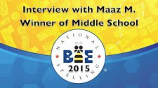 Interview with Maaz M.