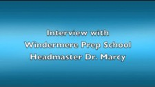 Interview with Dr. Marcy