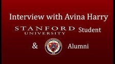 Interview with Avina Harry