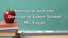 Interview with Ms. Fagan